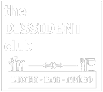the DISSIDENT club Logo